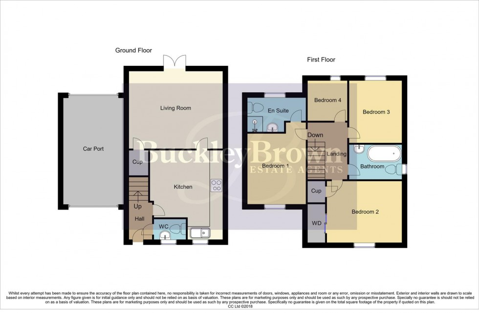 Floorplan for Bilberry Drive, Shirebrook, Mansfield