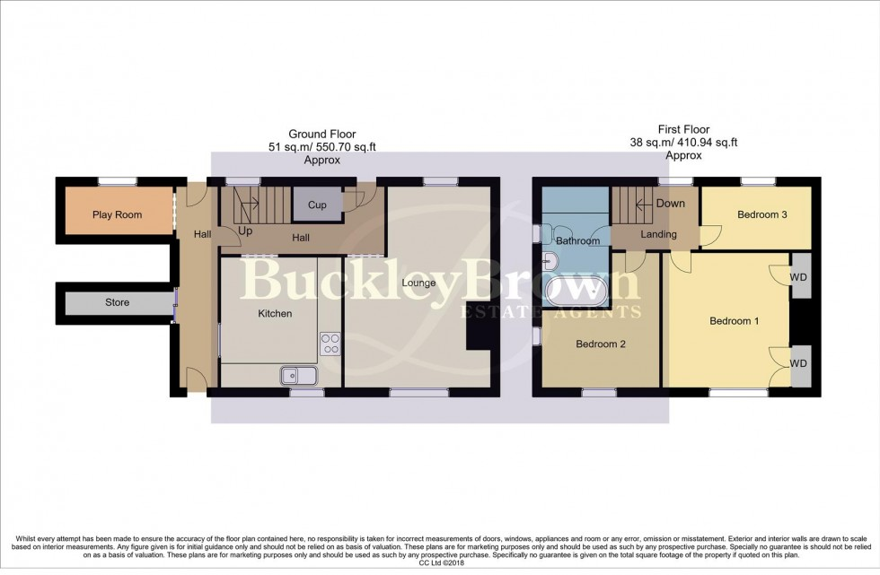 Floorplan for Lansbury Road, Sutton-In-Ashfield