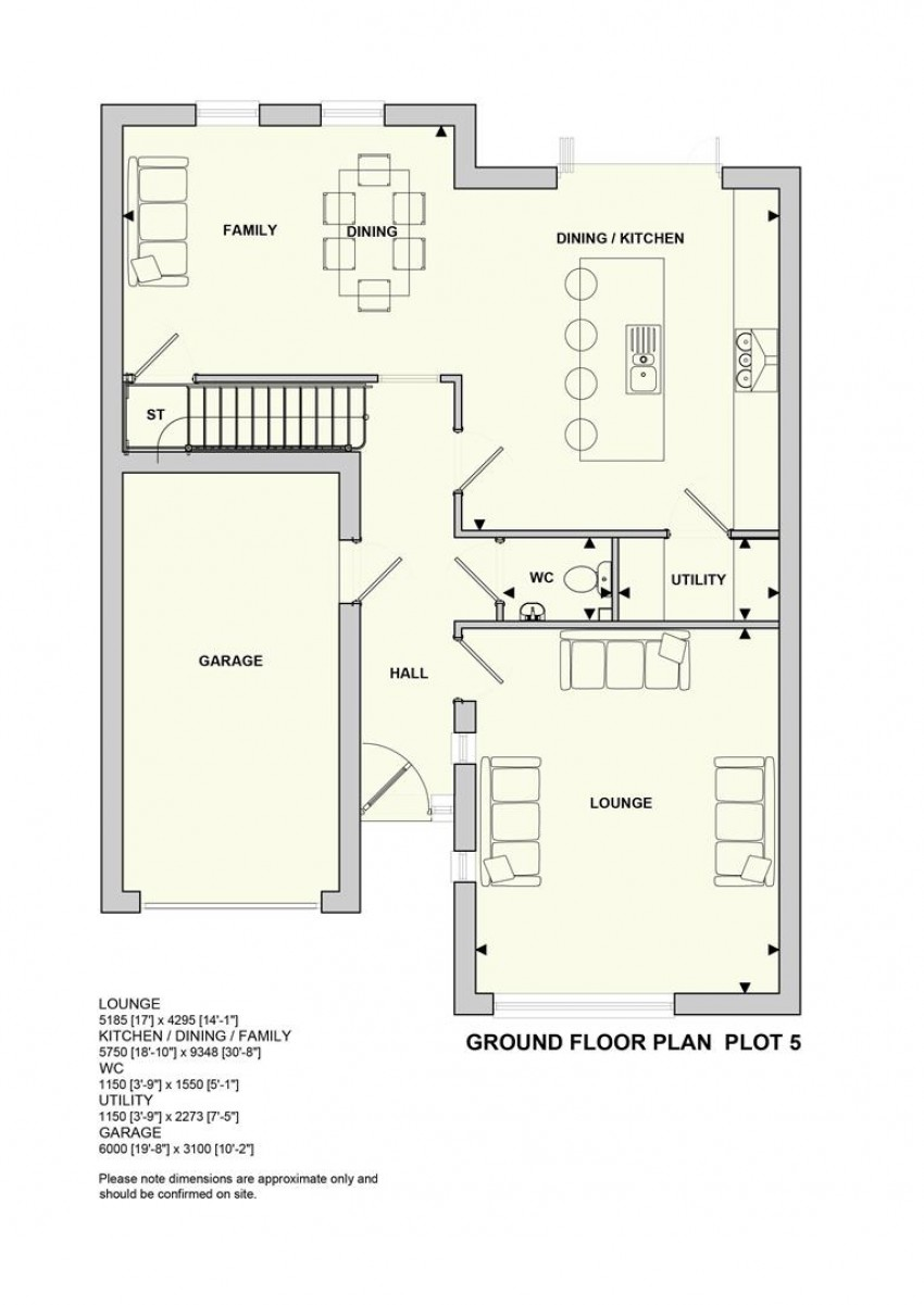 Images for Plot 5, Berkley Grange, Ravenshead