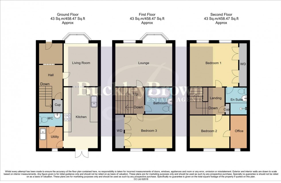 Floorplan for Valley View, Mansfield