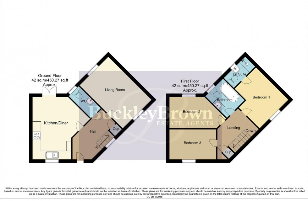 Floorplan for Merlin Road, Mansfield Woodhouse, Mansfield