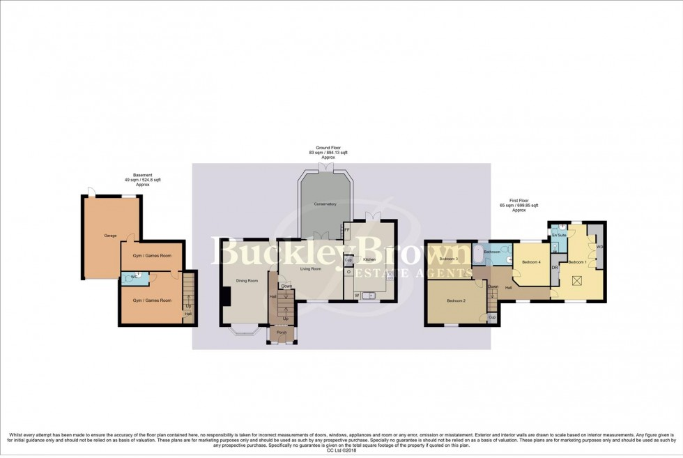 Floorplan for St. Edmunds Avenue, Mansfield Woodhouse, Mansfield
