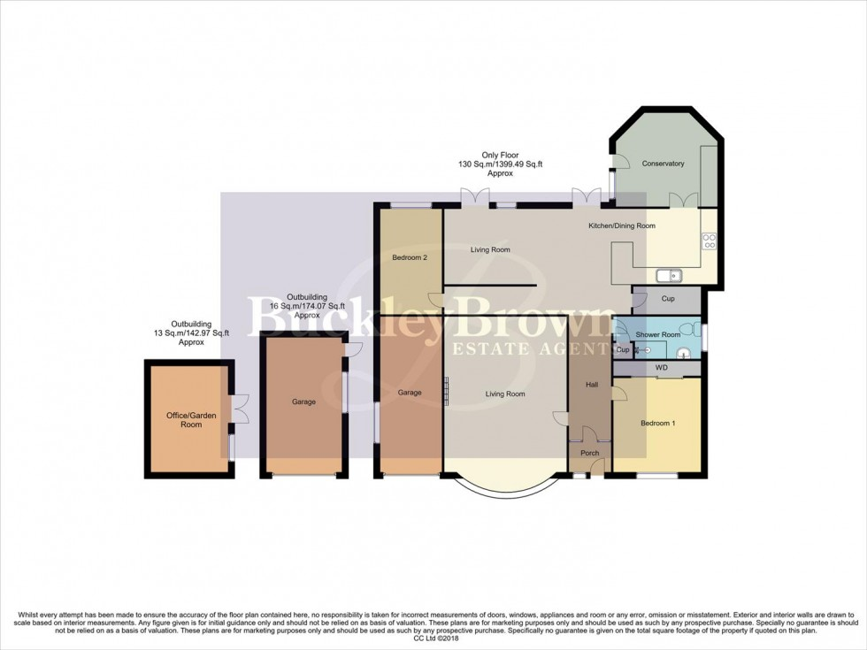 Floorplan for Edale Close, Mansfield