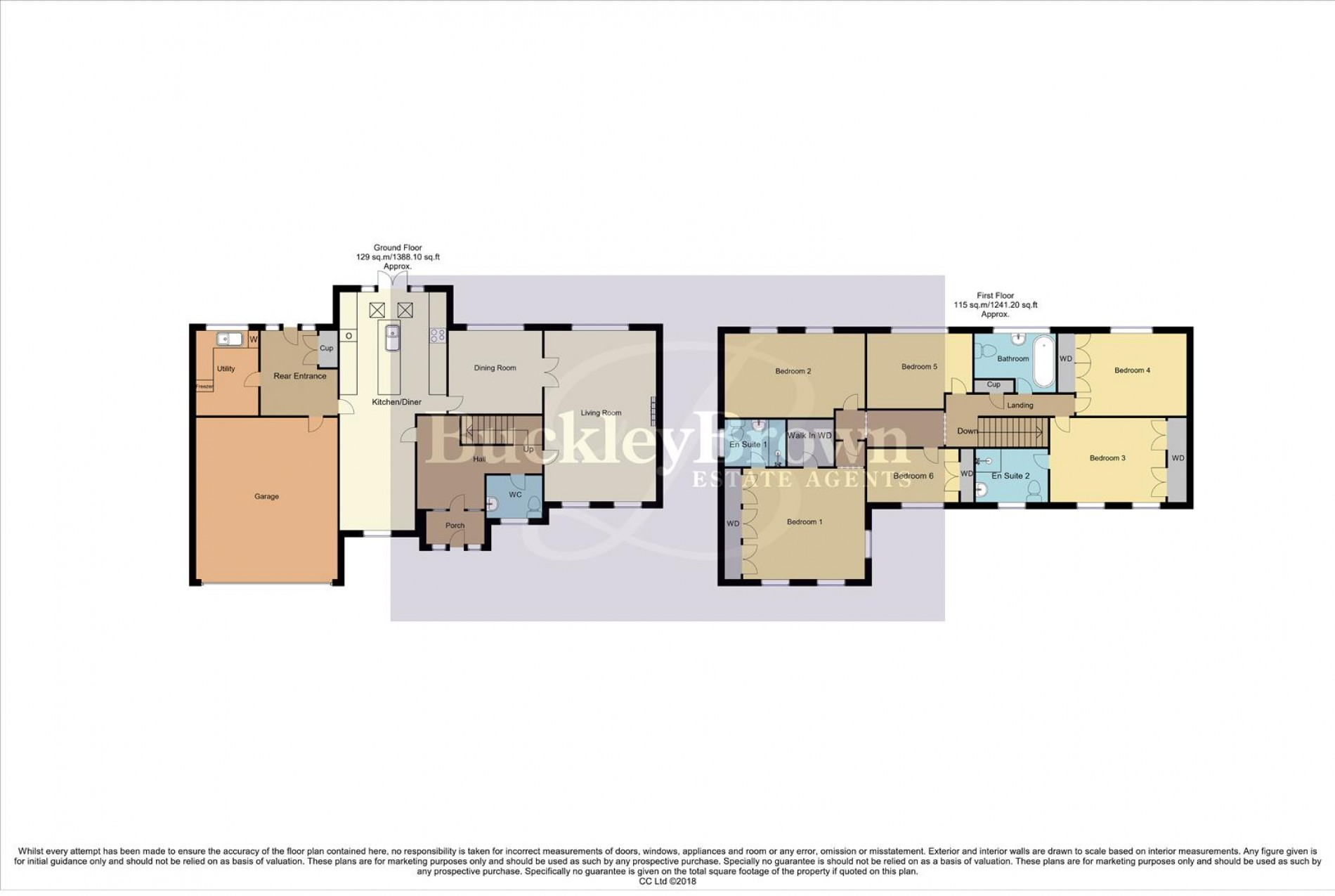 Floorplan for Black Scotch Lane, Mansfield